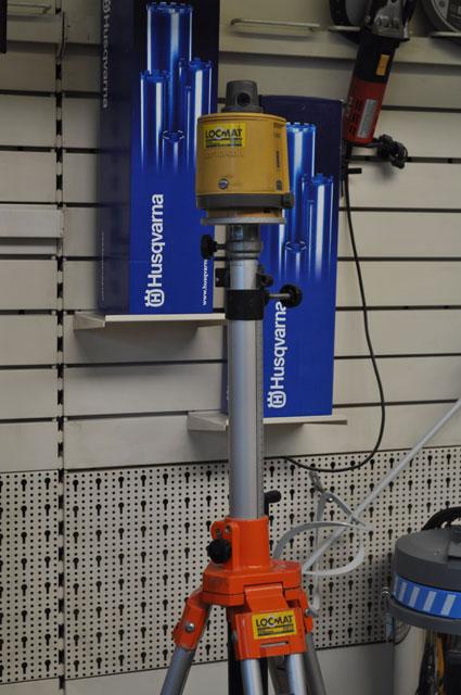 Niveau laser location locmat brabant wallon nivelles for Location niveau laser exterieur
